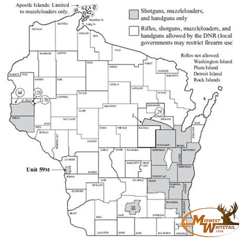 Hunting Regulations Wisconsin Dnr