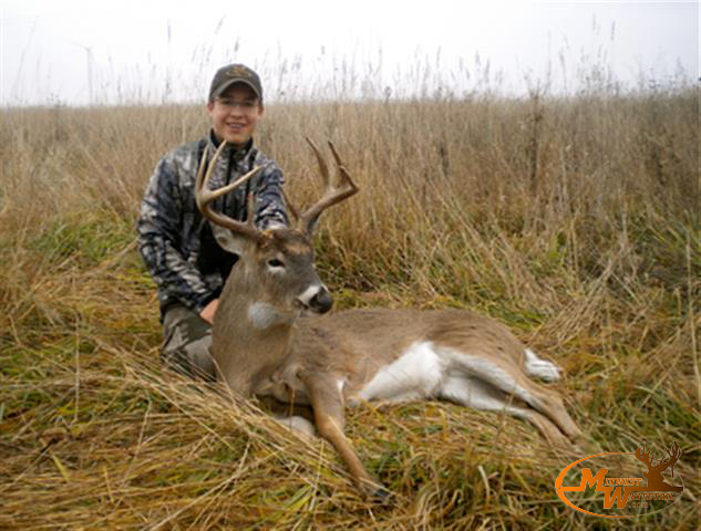 Indiana youth hunting opportunities midwest whitetail for Indiana fishing license age