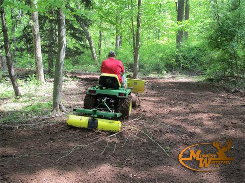 Food Plots In The Northeast Midwest Whitetail