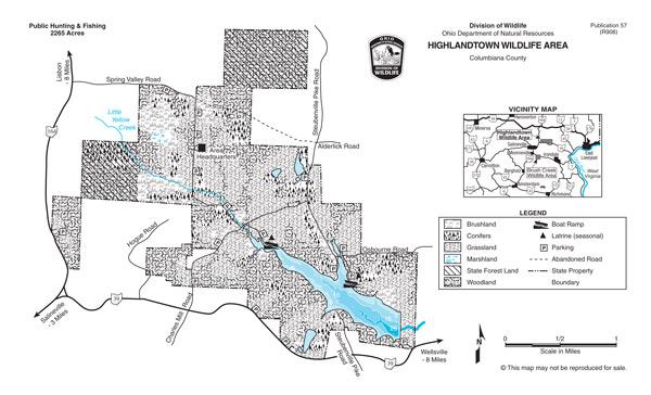 Highlandtown WMA - Midwest Whitetail