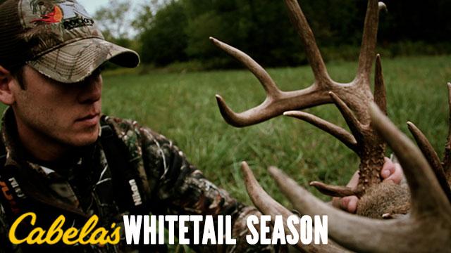 What is Whitetail Season : Cabela's Whitetail Season