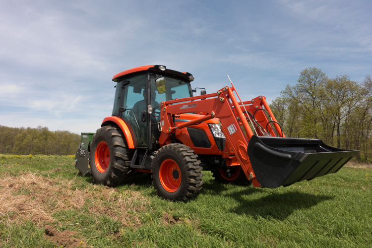My Review of the Kioti RX6620 Tractor - Midwest Whitetail